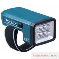 Фонарь аккумуляторный MAKITA BML186 (18В,Li-Ion,LED,без акк.и зар.устр)/STEXBML186